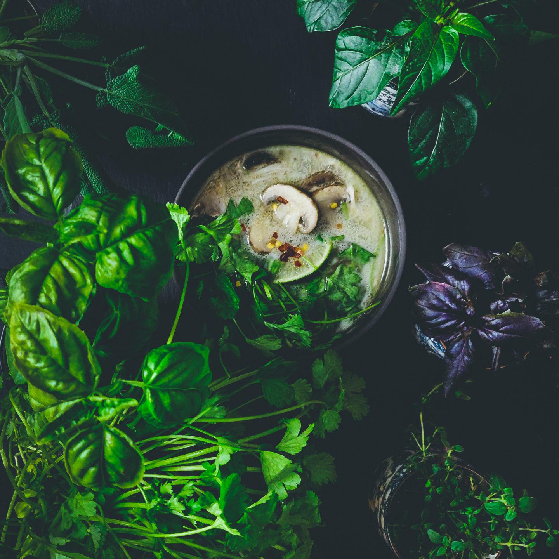 Tom Kha – taipärane kookospiimasupp