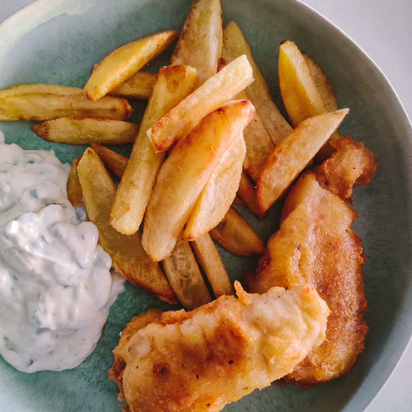 Fish and chips – algusest lõpuni ise